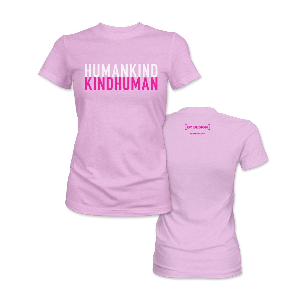 Leadership by Design: Home Edition pink t-shirt